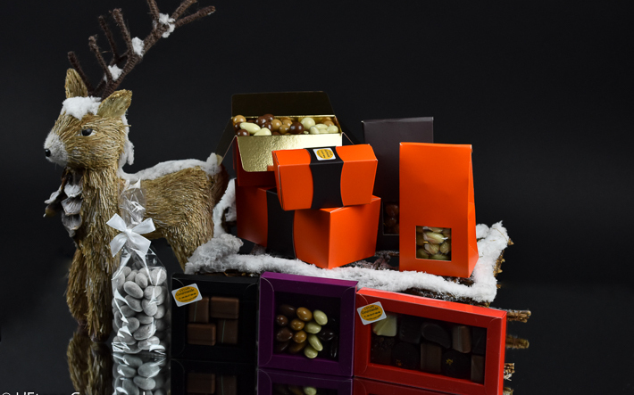 Chocolats Valrhôna et Comptoirs de Mathilde