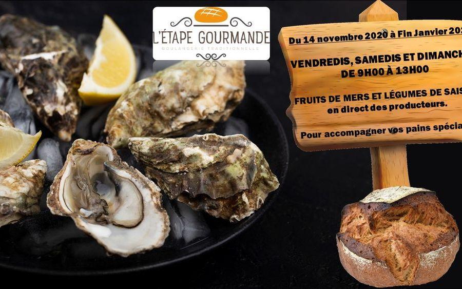 Producteur Fruits de Mer et Légumes de Saison !